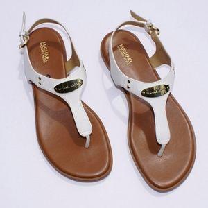 🆕 Michael Kors Leather Sandals